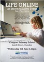 Life Online: an Internet Safety Event for parents