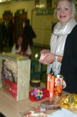 Fair Trade stall