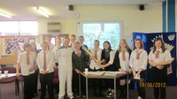 S1 Literacy across Learning Celebration