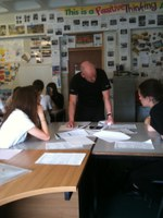 Police Scotland (Tayside Division) Visit to Modern Studies