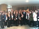 S3 visit the Scottish Parliament