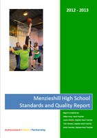 Standards and Quality Report 2013
