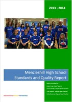 Standards and Quality Report 2014